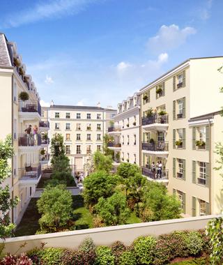 Programme immobilier de la Gare