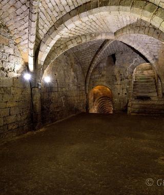 Cave des Moineaux ©Gilbert Perreau