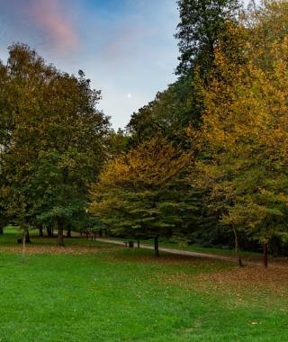 Le Jardin des Lavandières ©Gilbert Perreau