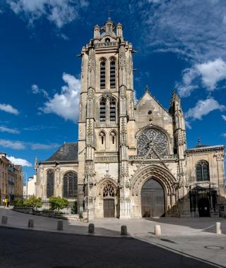 Cathédrale Saint-Maclou ©Gilbert Perreau
