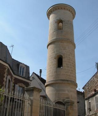 La tour de la Fontaine d'Amour