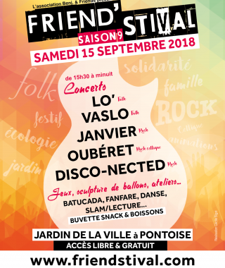 Friend'stival 2018