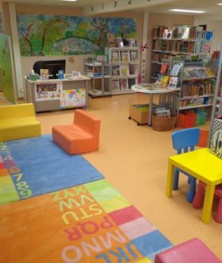 Bibliothèque des Louvrais Pontoise