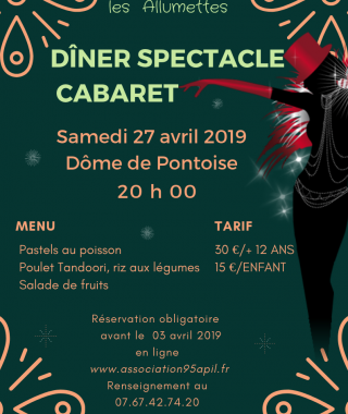 Diner spectacle