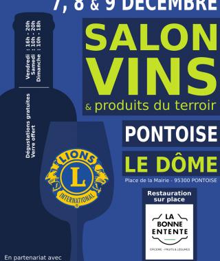 Salon Vins et produits du terroir