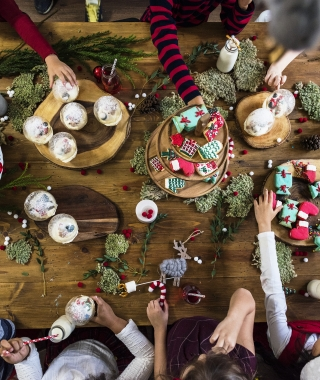 Atelier créatif Noël