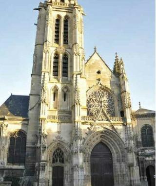Cathédrale de Saint-Maclou