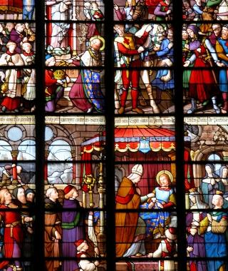 Pontoise, cité médiévale