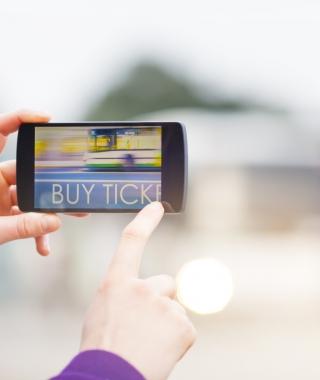 tickets par SMS