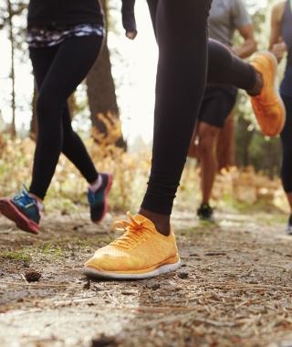 Courses à pied
