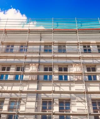 ravalement des façades