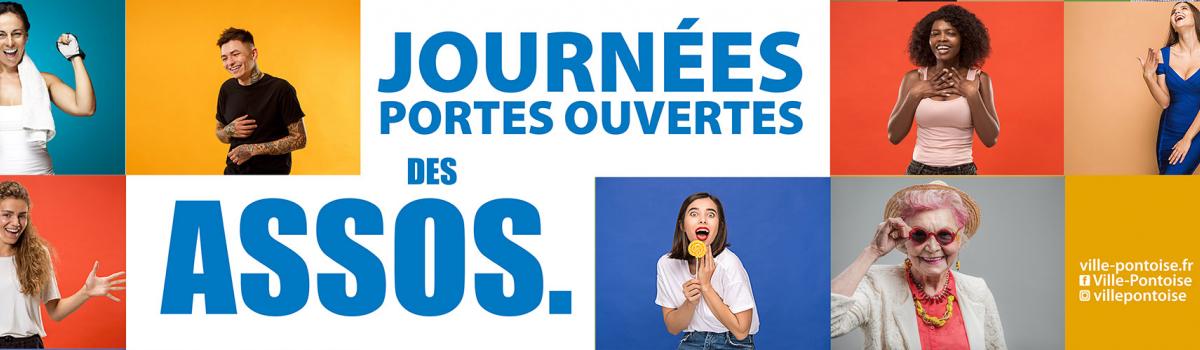 """Journées """"Portes ouvertes"""" des Assos"""