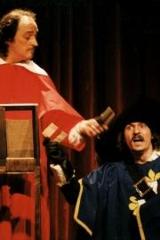 """Pièce de théâtre """"D'Artagnan s'en va-t'en guerres"""""""