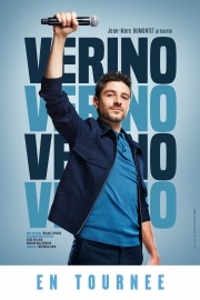 """Affiche du One man show """"Verino"""" © Pascal ITO"""