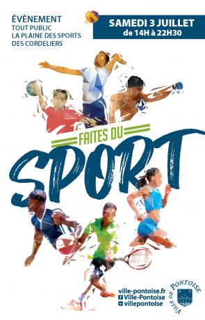 Faites du sport