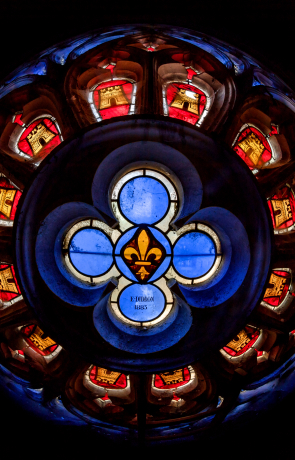 La cathédrale St Maclou - ©Gilbert Perreau