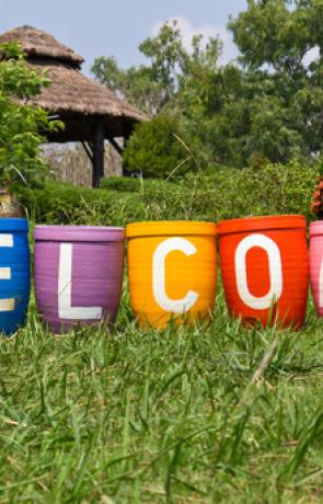 L'accueil des nouveaux arrivants