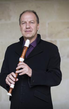 Hugo Reyne © Festival Baroque de Pontoise