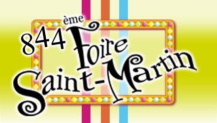 Visuel de la Foire Saint-Martin