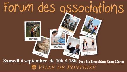 Affiche du Forum des Associations