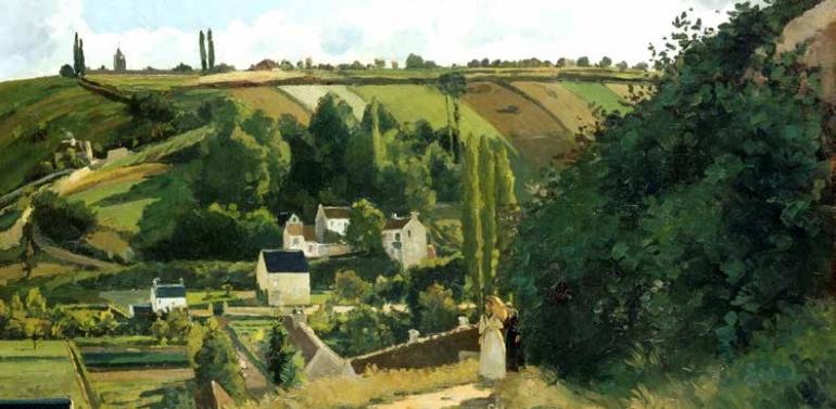 Oeuvre Camille Pissarro