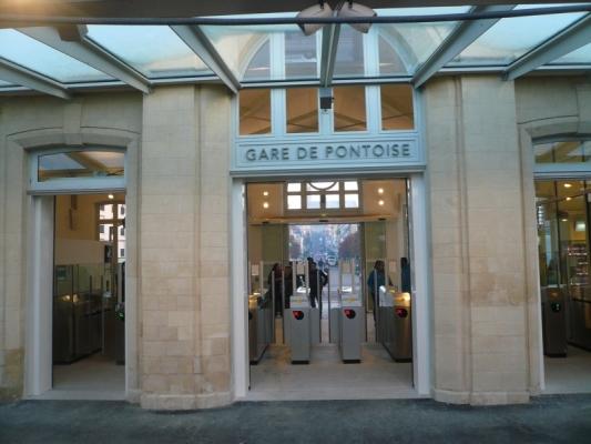 Gare de Pontoise