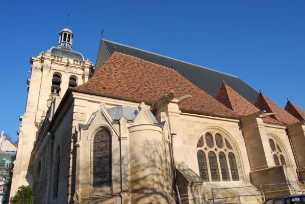 Cathédrale de Pontoise
