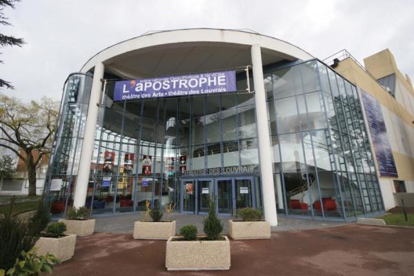 Points communs - Théâtre des Louvrais