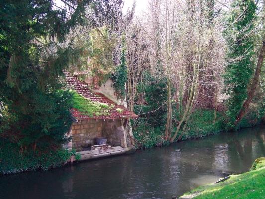Le Jardin des Lavandières