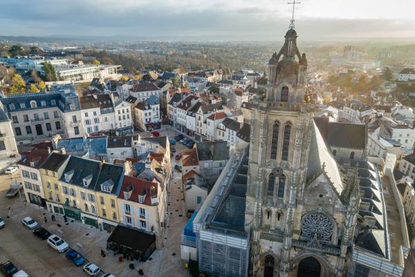 """Visite guidée """"Le coeur historique de Pontoise"""""""