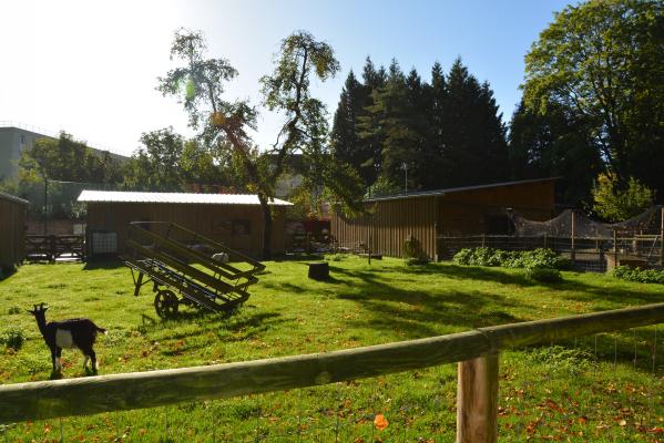 Colloque de la ferme pédagogique de Pontoise