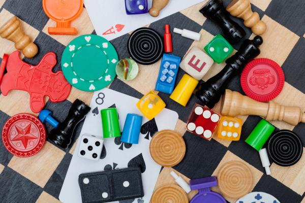 Atelier jeux de societe