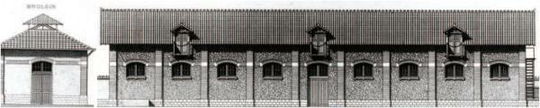 Abattoir de Pontoise