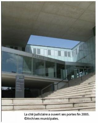 Cité judiciaire