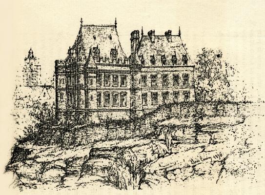 cousin_le_chateau_de_pontoise_reconstitution_1876