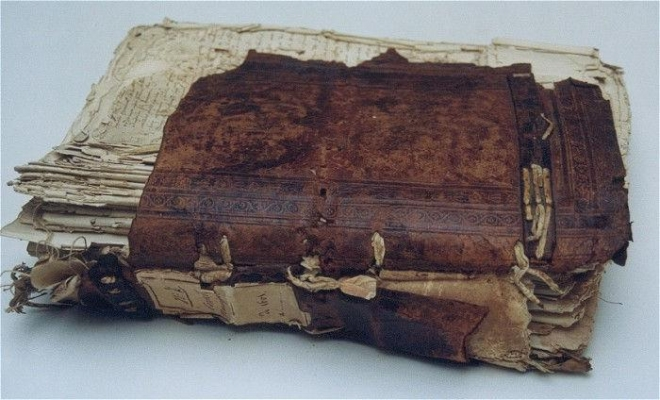 Etat conservation corps d'ouvrage avant restauration