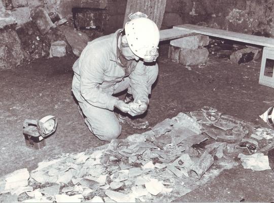 Service archéologie - Archives Municipales de Pontoise