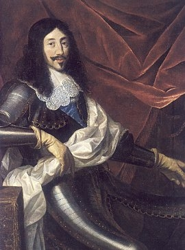 Portrait de Louis XIII 1610-1643