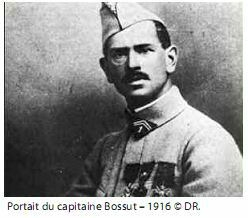 Portrait du capitaine Bossut
