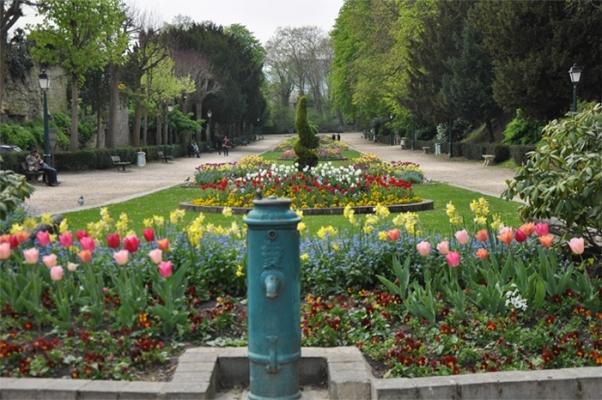 Jardin de la Ville