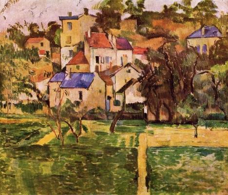 Oeuvre Paul Cézanne