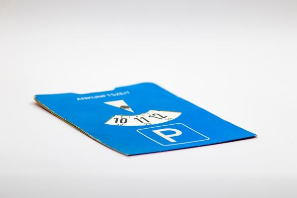 Le disque européen de stationnement