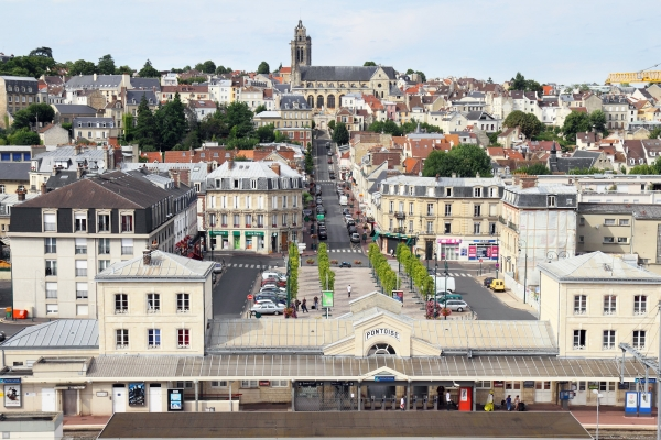 Vue de Pontoise