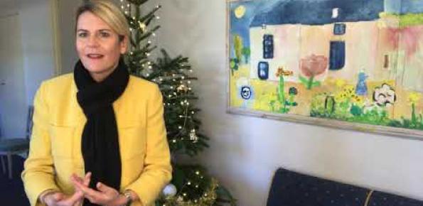 Les vœux de Stéphanie Von Euw, Maire de Pontoise
