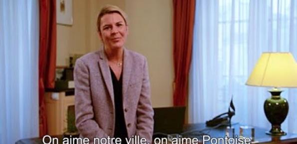 Stéphanie Von Euw, Maire de Pontoise vous parle de l'actualité pontoisienne