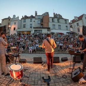 Concert du groupe Corbo au Chants des moineaux - 2018