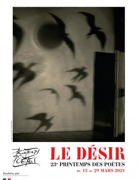 Printemps des Poètes 2021 à la Bibliothèque G. Apollinaire | Pontoise