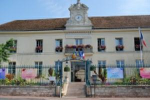 Mairie de Pontoise - Hotel de ville