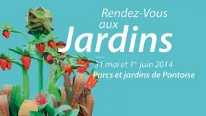 Les Rendez-Vous aux Jardins 2014