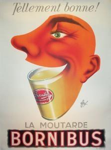 Moutarde Bornibus